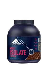 Multipower %100 Whey Isolate Protein 2000 Gr